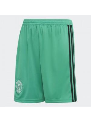 Man Utd goalie shorts - youth