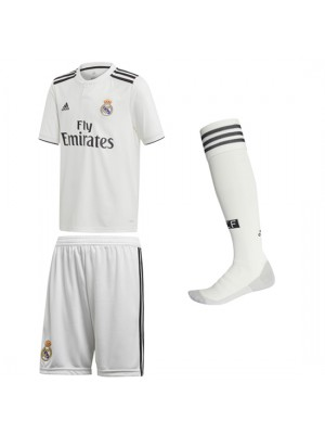 Real Madrid home kit 2018/19 - La Liga - youth
