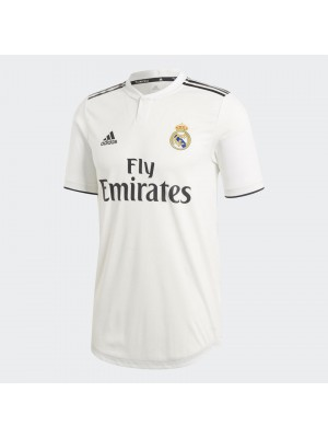 Real Madrid home jersey authentic