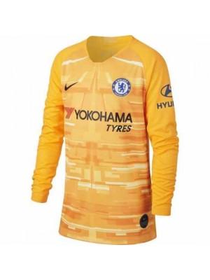 Chelsea Kids Home Goalkeeper Shirt 2019/20