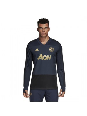 Manchester United UCL training top 2018/19