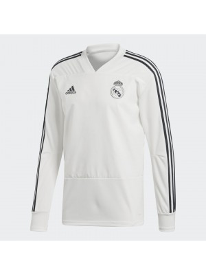 Real Madrid sweater - white