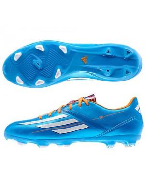 F10 TRX FG Messi soccer boots - blue