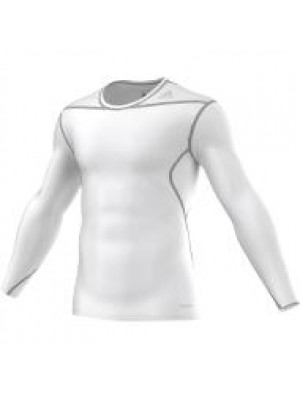 TF base layer long sleeve - white
