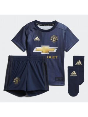 Man United third kit - baby