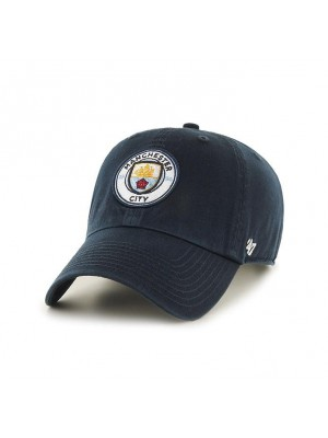 Manchester City clean up cap - navy