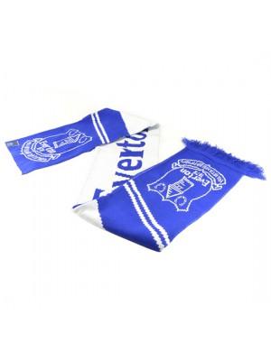 Everton Jacquard Vertigo Design Scarf