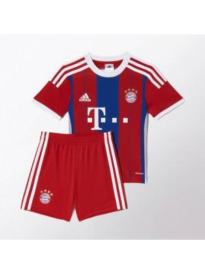 FC Bayern home minikit 2014/15