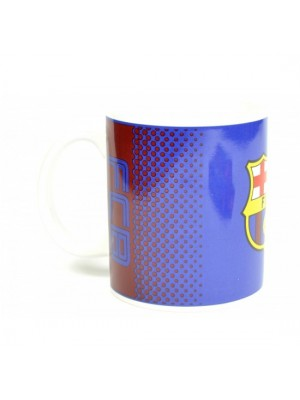 Barcelona mug fade