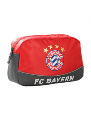 FC Bayern washbag - red