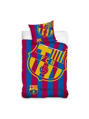 FC Barcelona duvet set - mes que un club