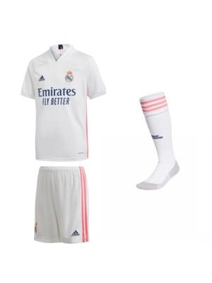Real Madrid hjemme sæt 2020/21 - børn