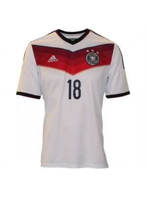 Germany home jersey - Kroos 18