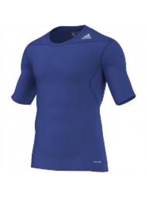 TF base layer short sleeve - blue