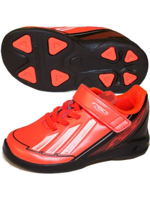 F10 IN Messi indoor shoes - infants - red