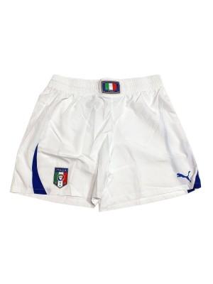 Italy home shorts 2010