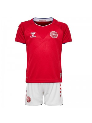 Denmark home mini kit World Cup 2018 - little boys
