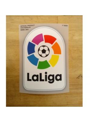 La Liga ærmemærke - player's size