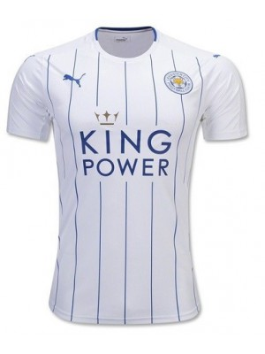 Leicester City third jersey 2016/17