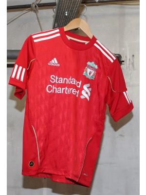 Adidas Liverpool kit 10-12