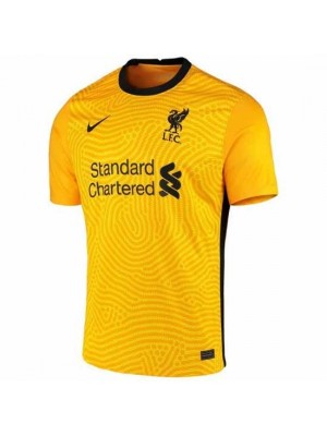 Liverpool Kids Away Goalkeeper Shirt 2020/21