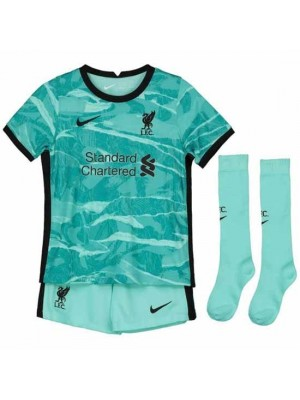 Liverpool Kids Away Kit 2020/21