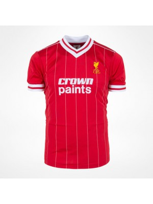 Liverpool FC retro shirt 1982