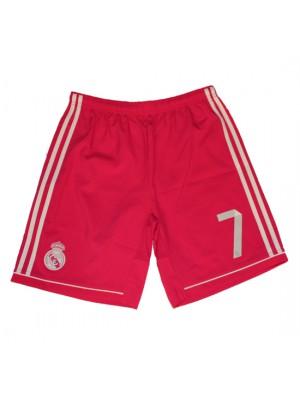 Real Madrid away shorts 2014/15 - 7