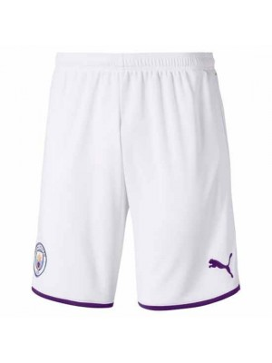 Manchester City Home Football Shorts 2019/20