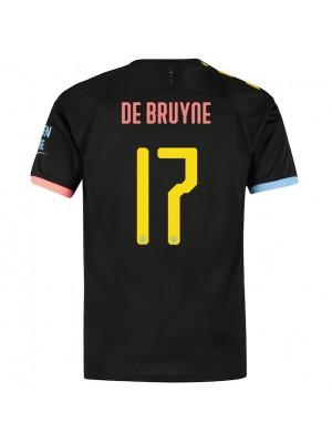 De Bruyne 17 Man City ude trøje Cup
