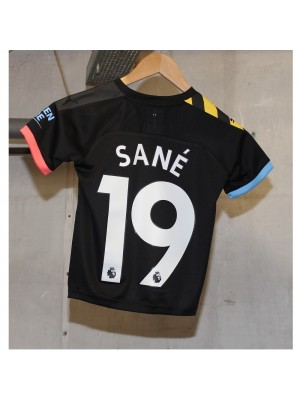 Manchester City away jersey 2019/20 - boys