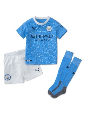 Manchester City home jersey 19/20 - boys