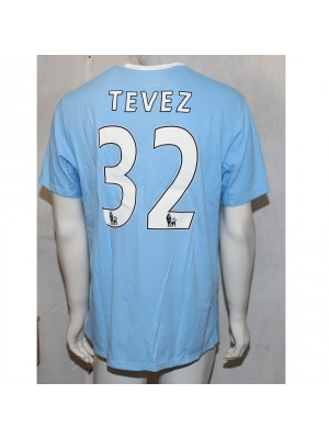 Manchester City home jersey 2010/11 - Milner 7