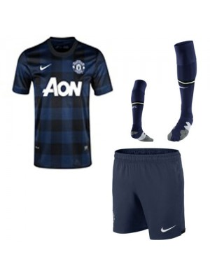 Manchester United away kit 13/14 youth