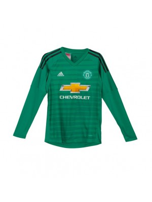 Man Utd goalie jersey - youth