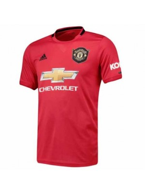 Manchester United Home Football Shirt 2019/20