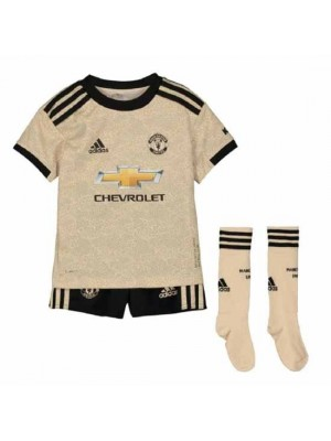 Manchester United Kids Away Kit 2019/20