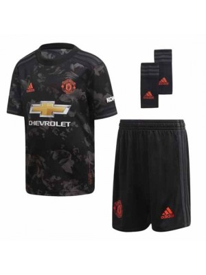 Manchester United Kids Third Kit 2019/20
