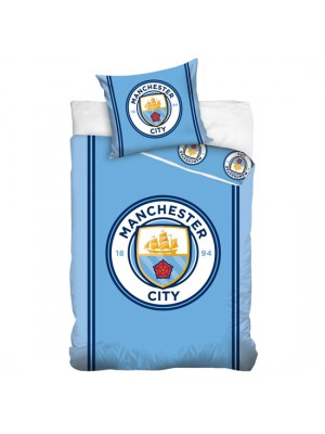 Manchester City duvet - new logo