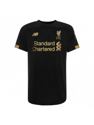Liverpool goalie jersey - short sleeve