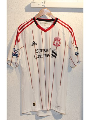 Liverpool away jersey - PL badges