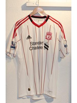 Liverpool away jersey - PL badges