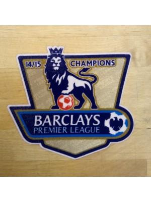 Premier League Champs 14/15 ærmemærke - players