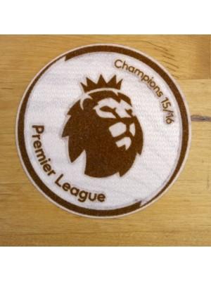 Premier League Champs 15/16 ærmemærke - players