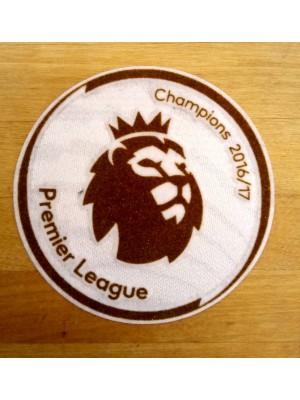 Premier League Champs 16/17 ærmemærke - players