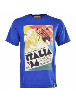 Pennarello World Cup Italia 1934 T-Shirt - Royal