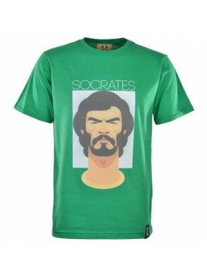 Stanley Chow Socrates T-Shirt - Green