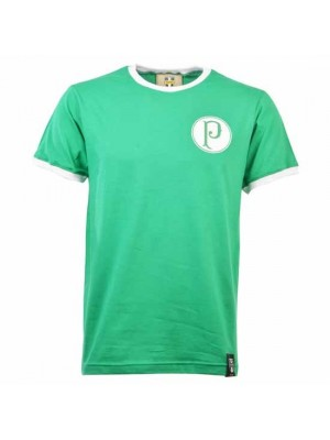 Palmeiras 12Th Mant-Shirt - Green/White Ringer