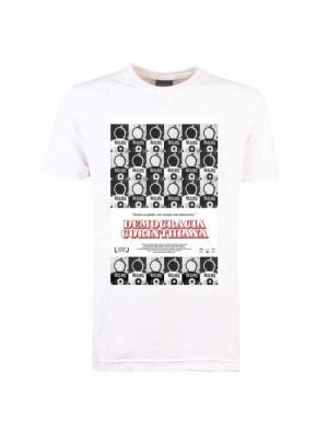 Pennarello Democracia Corinthiana 1983 - White