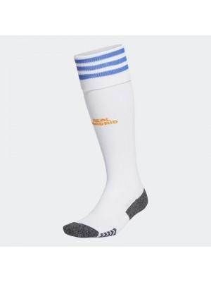 Real Madrid home socks - men's